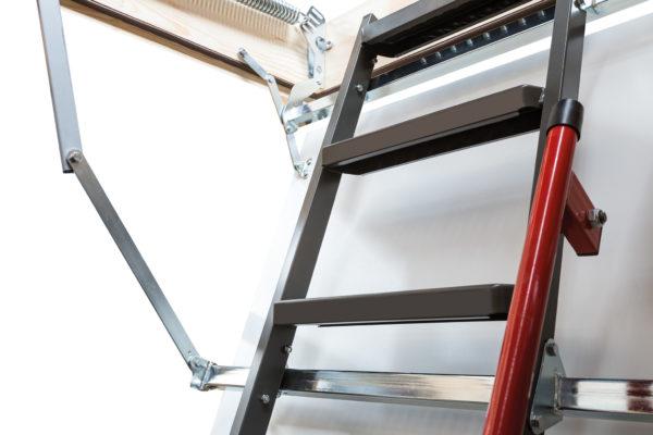 Складная металическая Лестница Fakro LMP