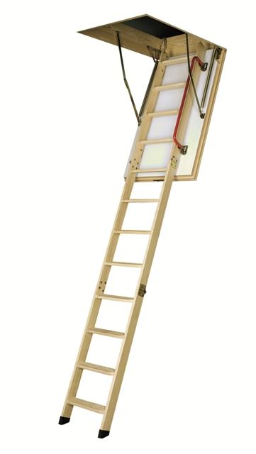 Термоизоляционная лестница Fakro LTK