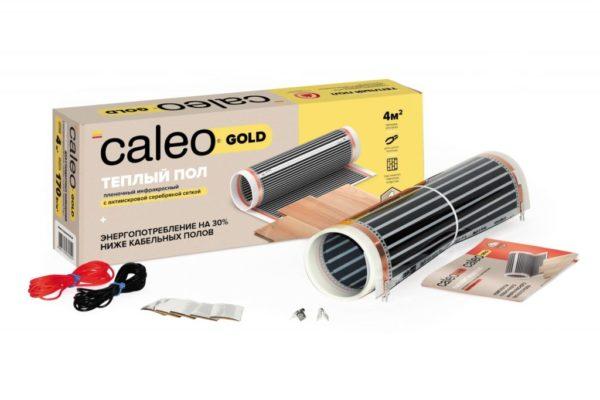 Теплый пол Caleo Gold