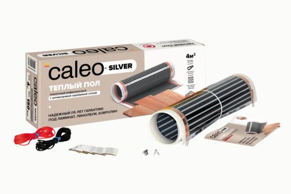 Теплый пол Caleo Silver
