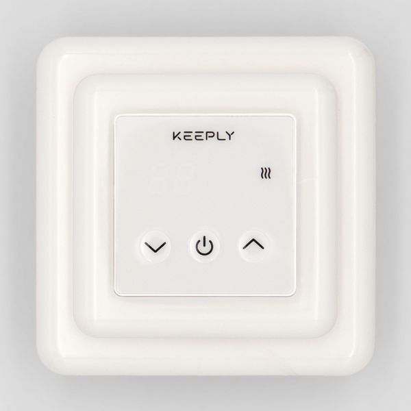 """Терморегулятор """"KEEPLY 20.30F"""" (белый)"""