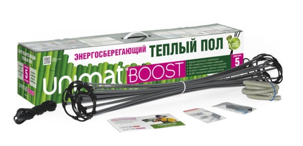 "Теплый пол ""Unimat Boost"""