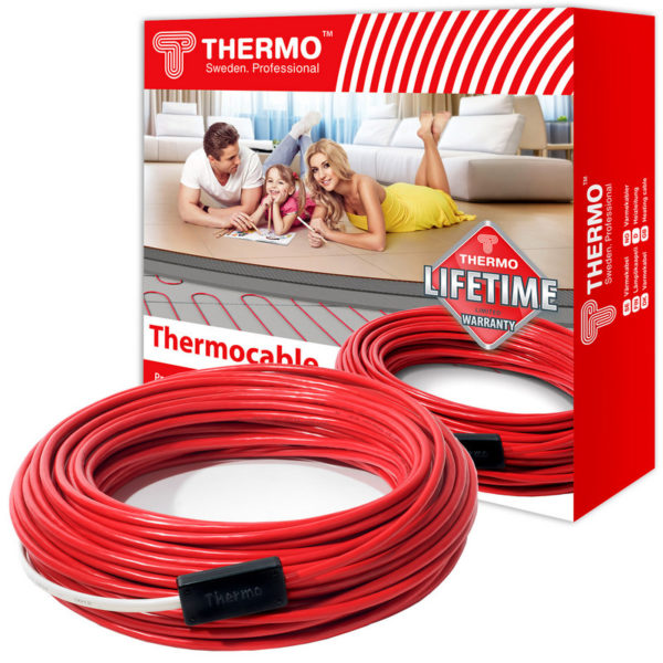 Теплый пол Thermocable
