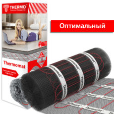 "Теплый пол ""Thermomat"" 130вт"