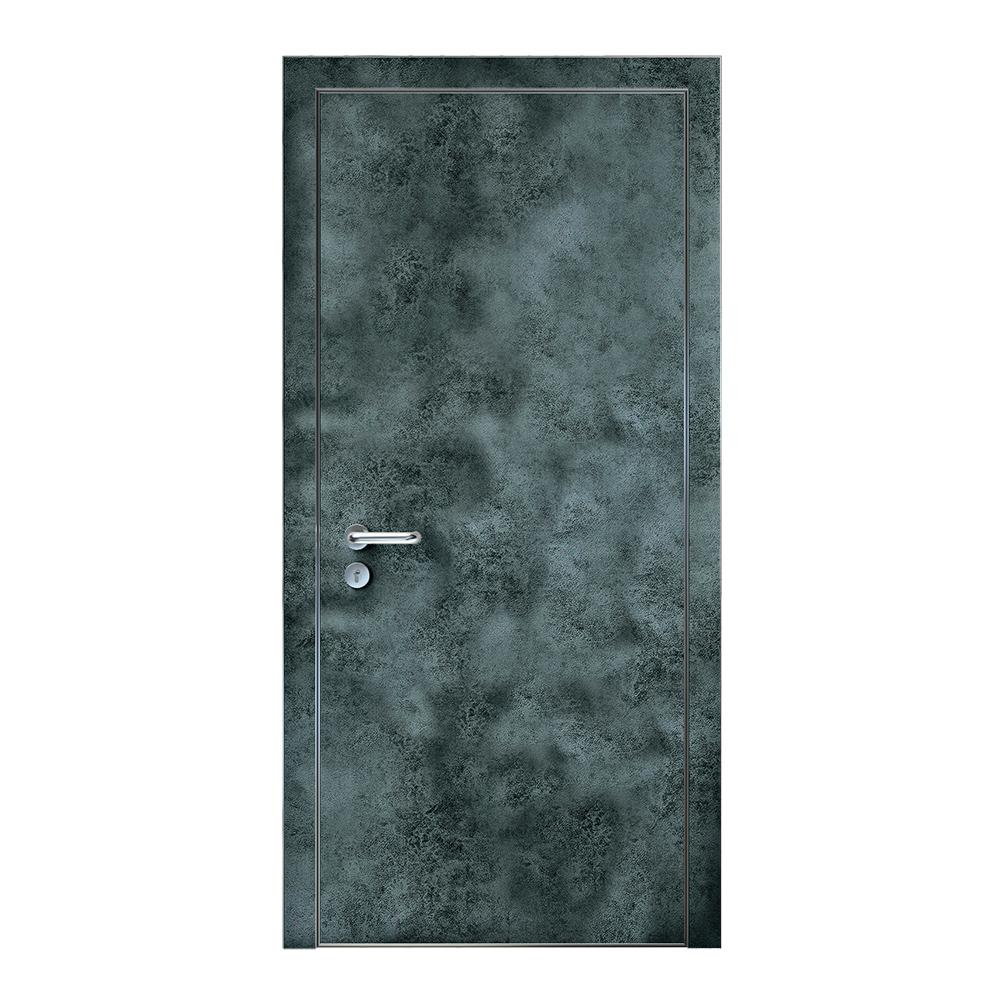 дверь стальная под отделку